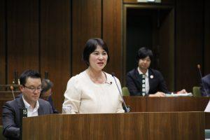 新宿区議会公明党を代表して10項目にわたり質問いたしました。