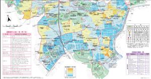 新宿区避難場所(広域)地図が更新されました。