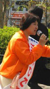 三沢ひで子☀選挙6日目!