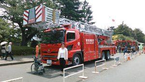 第四消防方面合同水防訓練に出席させていただきました。